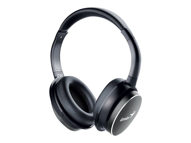 Genius Audifono HS-940BT Bluetooth 4.0 color Negro